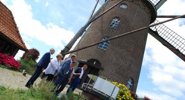 Les moulins de Flandre au patrimoine mondial de l'Unesco?