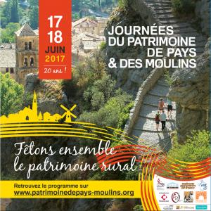 Journées du Patrimoine de Pays et des Moulins @ Le Steenmeulen