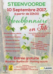 Fête de la moisson à Comine et Houblonnière en fête