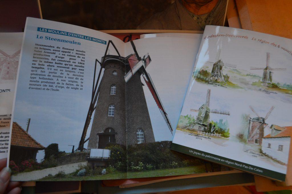 Steenmeulen, livret des 4 moulins